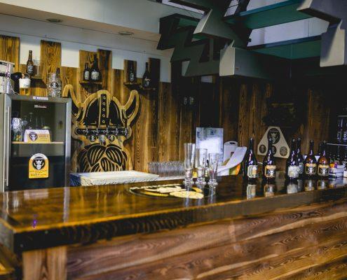 Birrificio artigianale Plotegher Besenello - Trento - spaccio aziendale