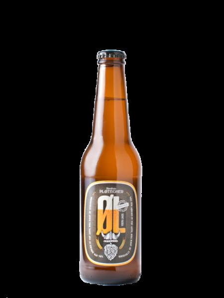 Birra artigialale Ol trentina, bottiglia da 33 cl