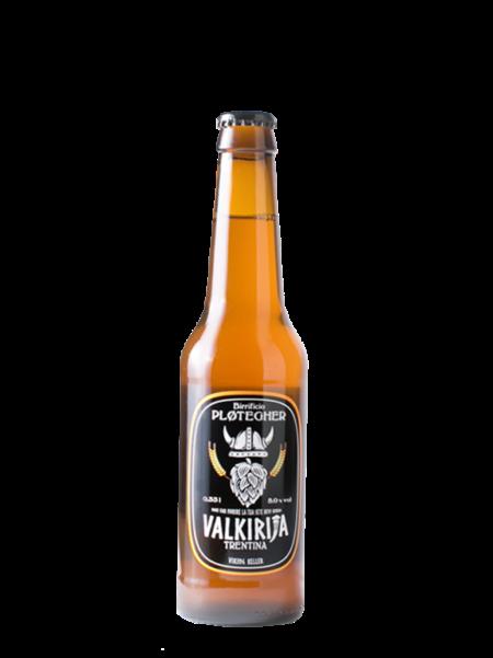 birra Valkirija Trentina, bottiglia da 33 cl