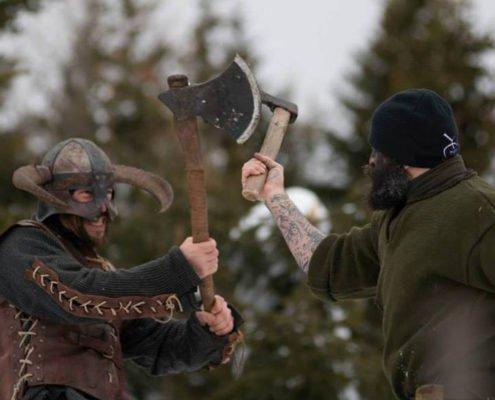 Guerrieri vichinghi - Berserker